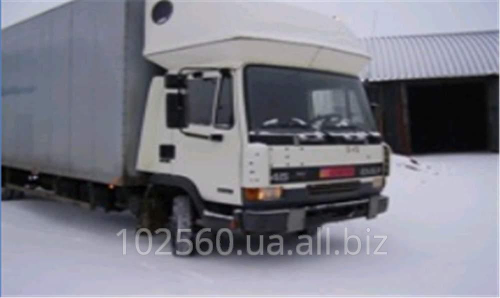 Заказать Грузоперевозки автомобильным транспортом DAF 45