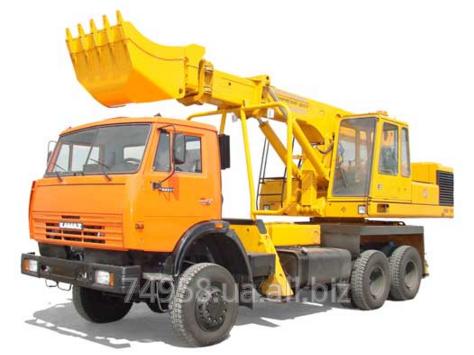 Order Capital repairs of UDS-114, 214 excavators (Slovakia), LIEBHERR (Germany), K 606, 612, 406, 408 (Poland), ATEK and BOREKS (Ukraine)