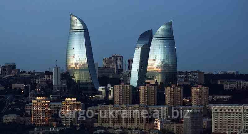 Авиаперевозка грузовая международная в Азербайджан