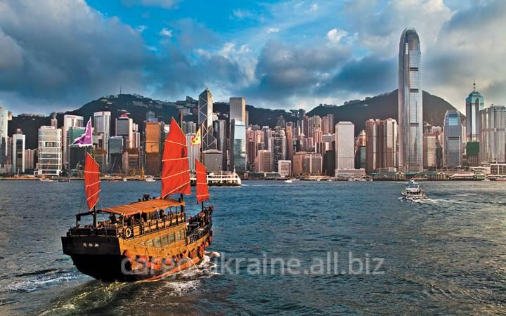 Авиаперевозка грузовая международная в Гонконг
