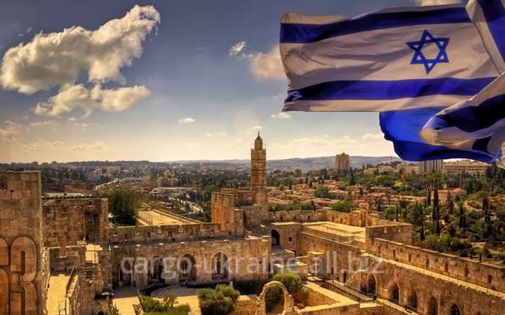 Авиаперевозка грузовая международная в Израиль
