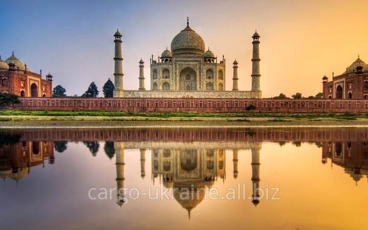 Авиаперевозка грузовая международная в Индию
