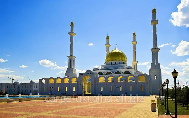 Авиаперевозка грузовая международная в Казахстан