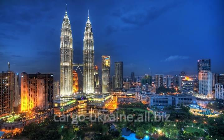 Авиаперевозка грузовая международная в Малайзию