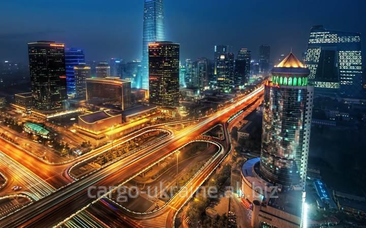 Авиаперевозка грузовая международная в Пекин