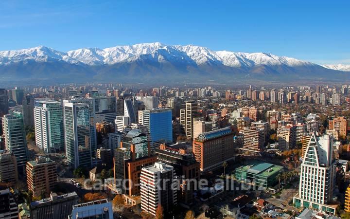 Международная грузовая авиаперевозка в Чили