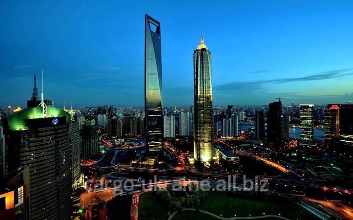 Международная грузовая авиаперевозка в Шанхай