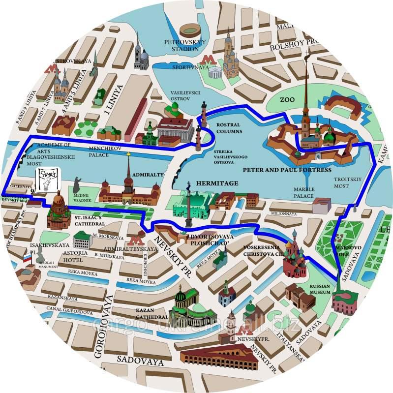 Выбор оптимального маршрута перевозки