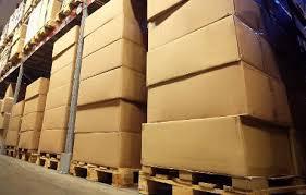 Размещение грузов на таможенно-лицензионном складе