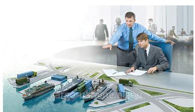 Транспортно-экспедиторское обслуживание (импорт, экспорт грузов)