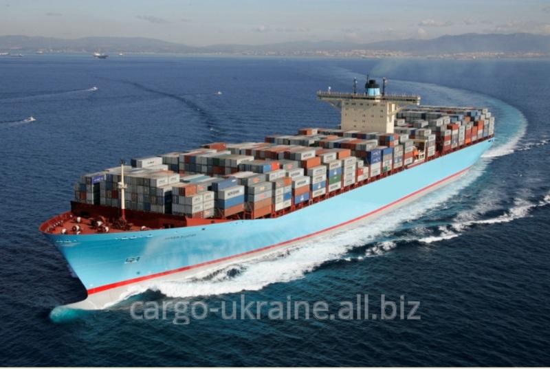 Заказать Перевозка сборных грузов морем
