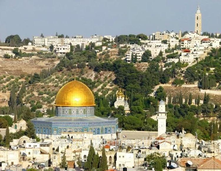 Перевозка личных вещей в Израиль