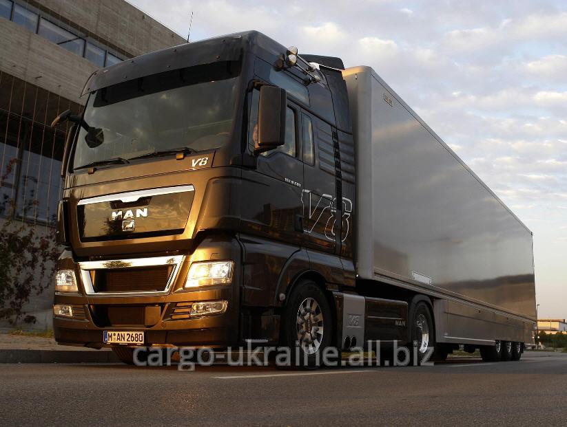 Перевозки грузов внутренние по Украине