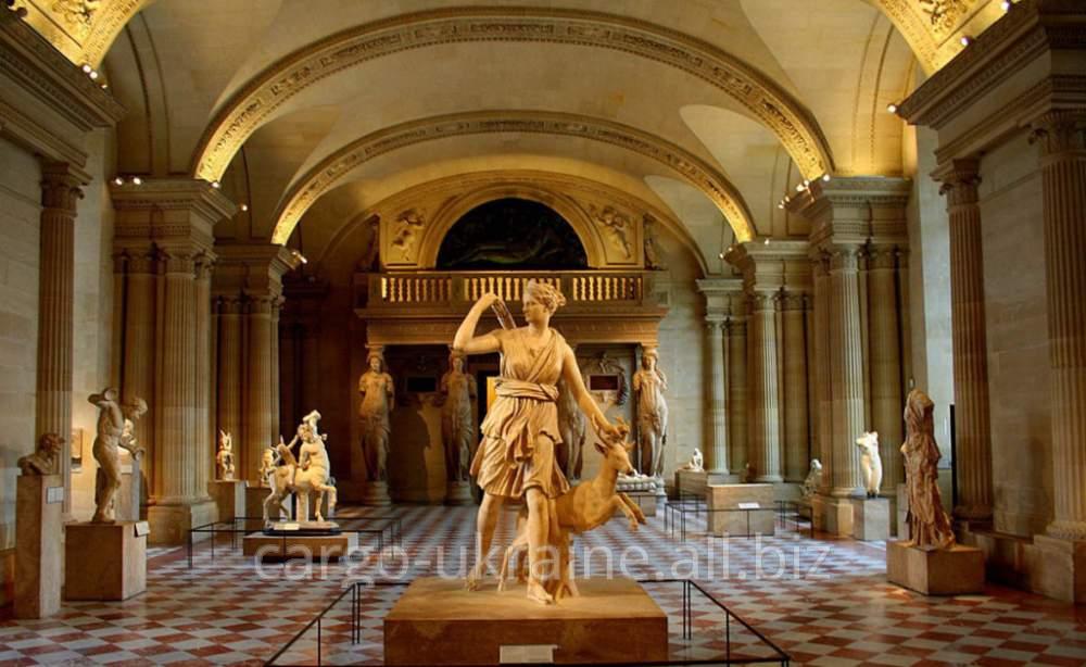 Организации перевозок музеев и галерей