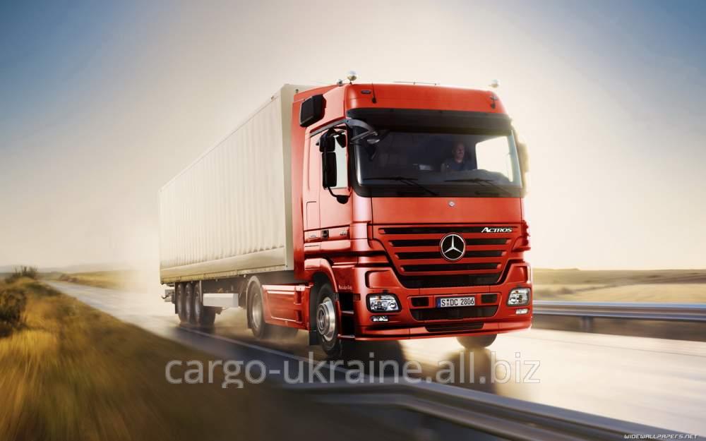 Автомобильные перевозки комплектных и сборных грузов (FTL/LTL) из стран СНГ