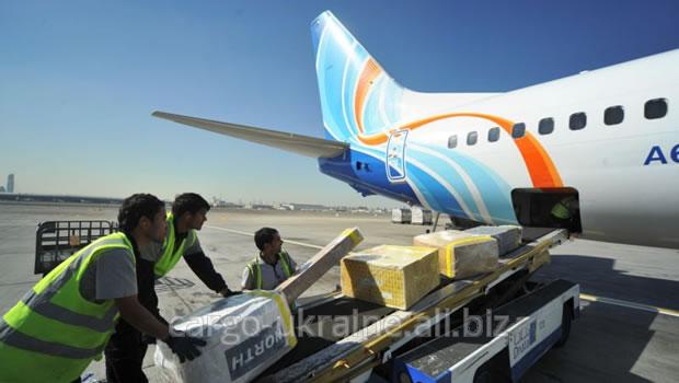 Доставка грузов из аэропортов по территории Украины