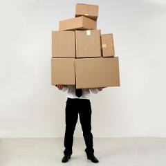 Служба доставки грузов, багажа, личных вещей