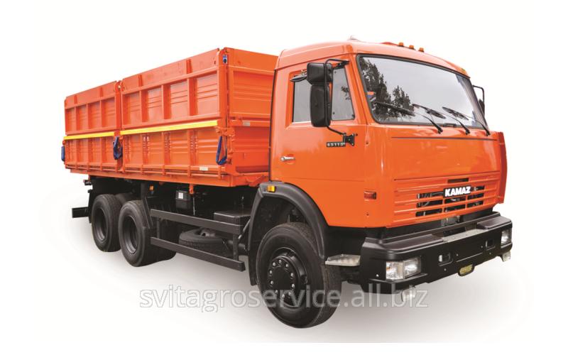 Заказать Перевозка грузов самосвалом