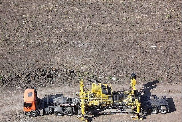 Услуга по бетонированию дорог