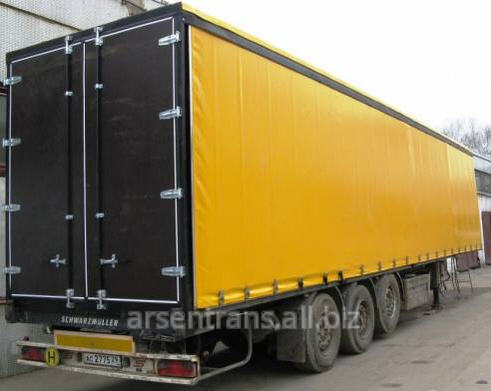 Заказать Автоперевозки сборных и попутных грузов за границу (Европа, Россия, Беларусь) и по Украине
