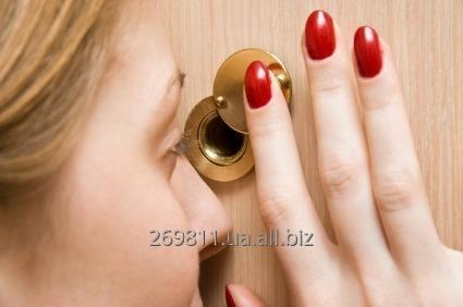 Заказать Врезка дверного глазка , установка или замена