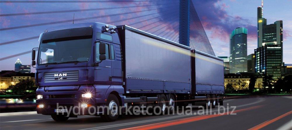 Замовити Послуги по технічному обслуговуванню й ремонту вантажних автомобілів узятих на прокат