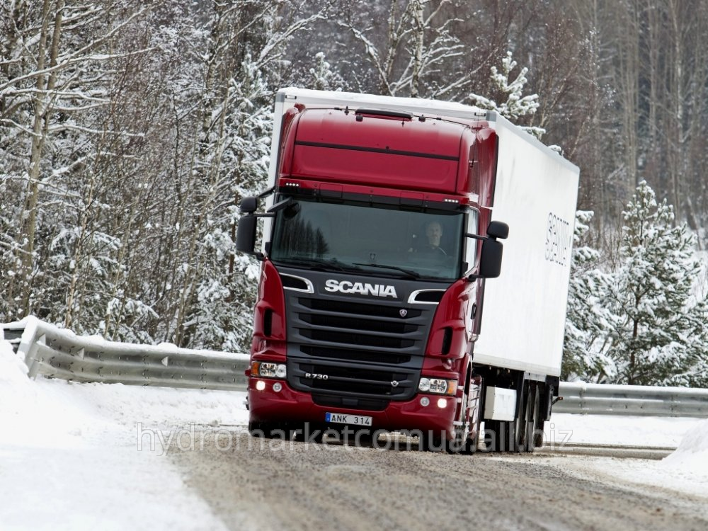 Заказать Установка гидравлики на Scania
