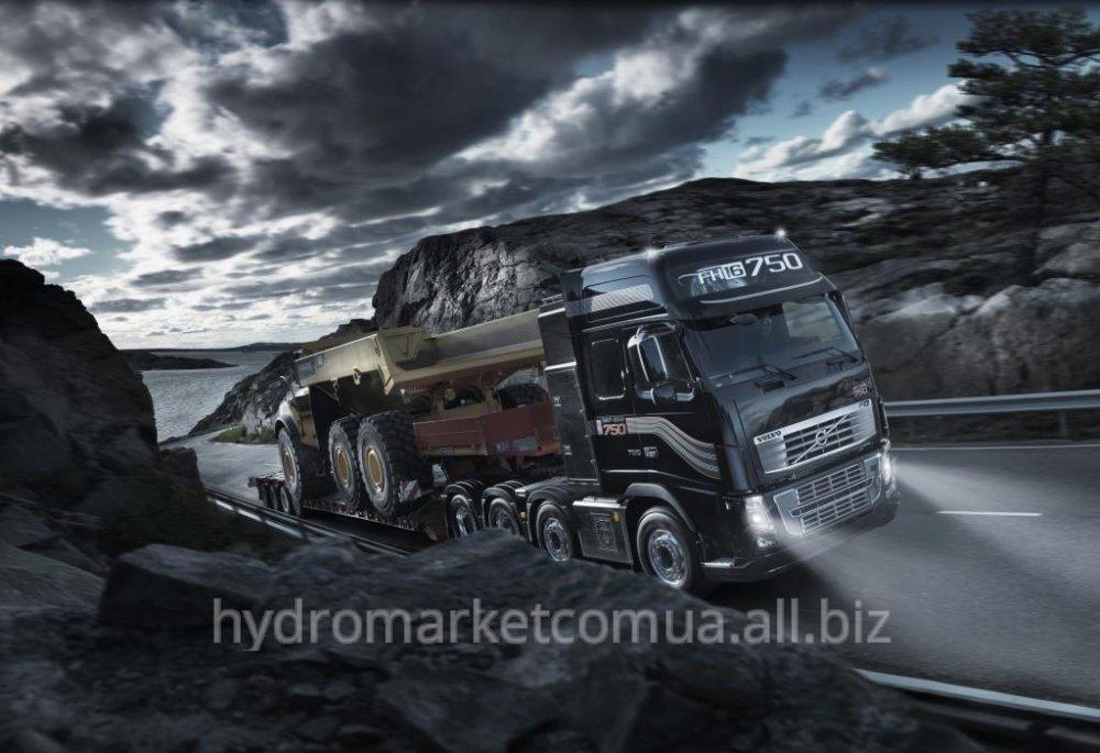 Заказать Установка гидравлики на Volvo