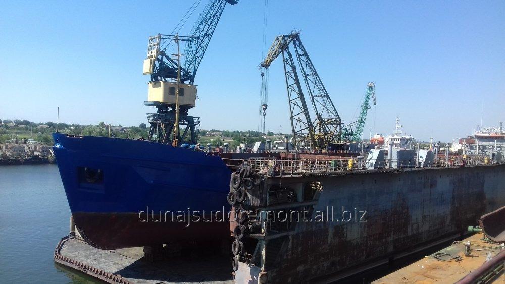 Заказать Модернизация морских и речных судов