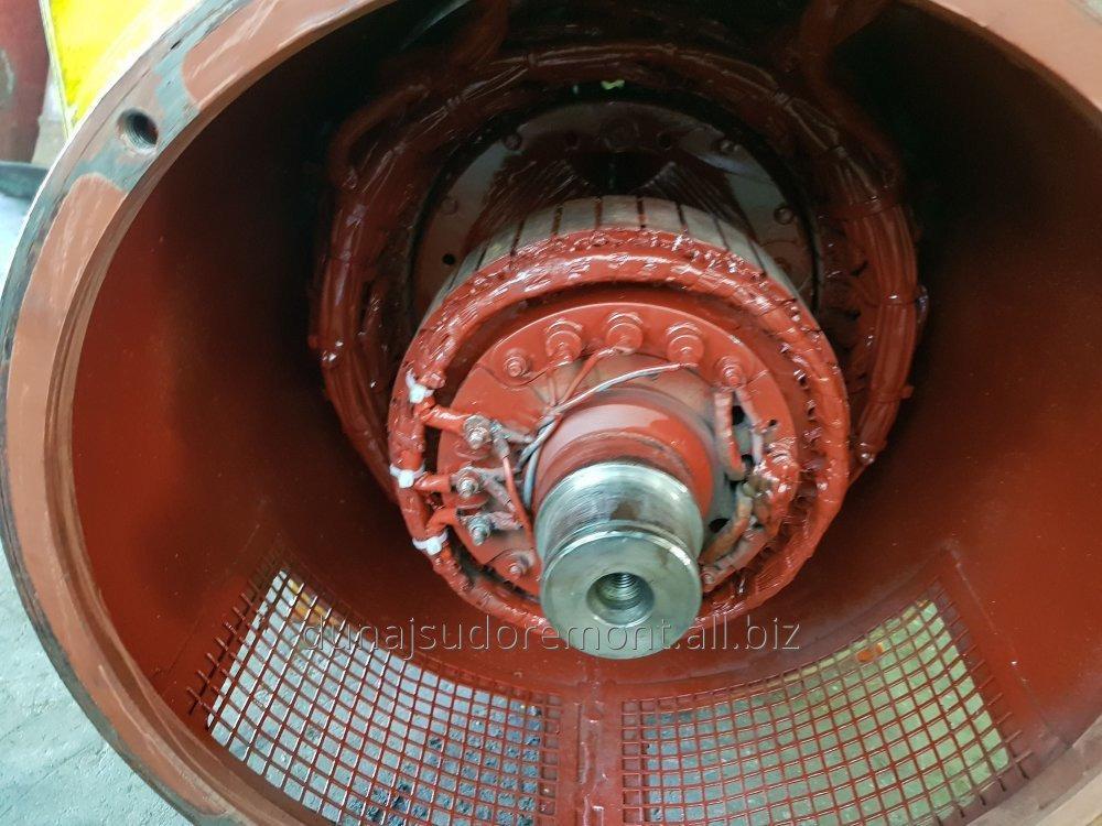 Заказать Полный комплекс работ по ремонту электрооборудования судов
