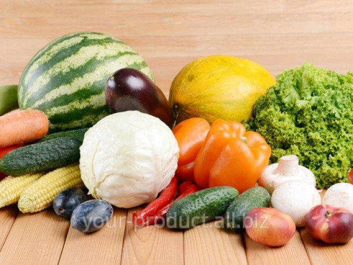Заказать ИМПОРТ / ЭКСПОРТ свежих овощей и фруктов под заказ клиента