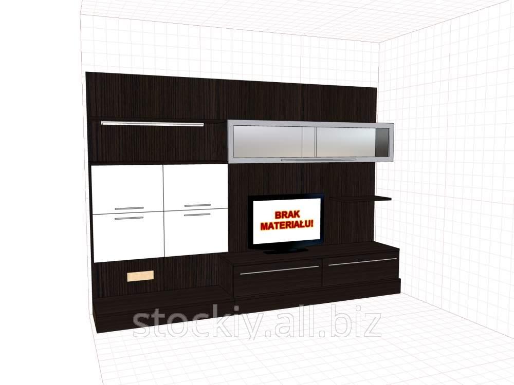 Заказать Изготовление мебели для гостиной