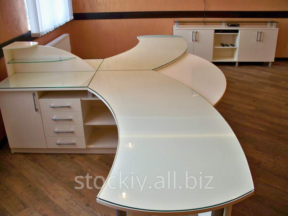 Заказать Изготовление офисной мебели