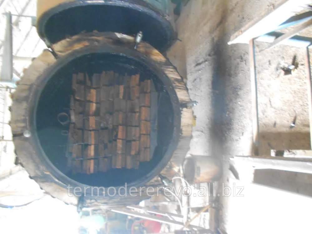 Заказать Термообработки древесины разных пород древесины - 2500 грн. за м3