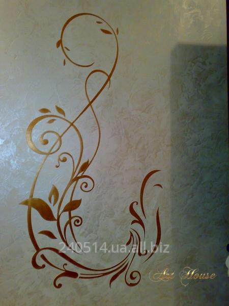 Заказать Декорирование стен Ониксом