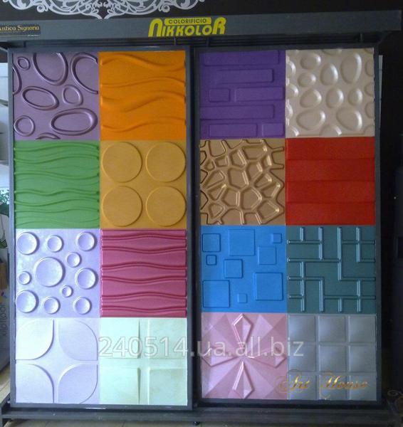 Заказать Установка 3D панелей для стен