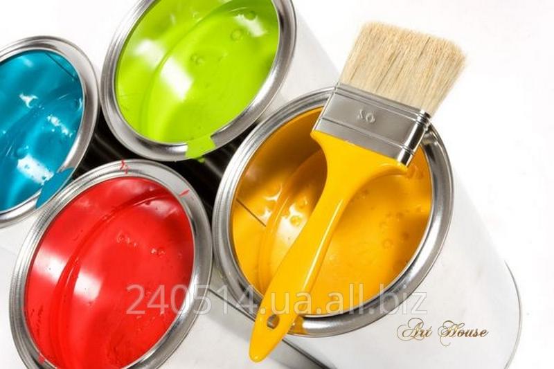 Заказать Покраска интерьерная и фасадная