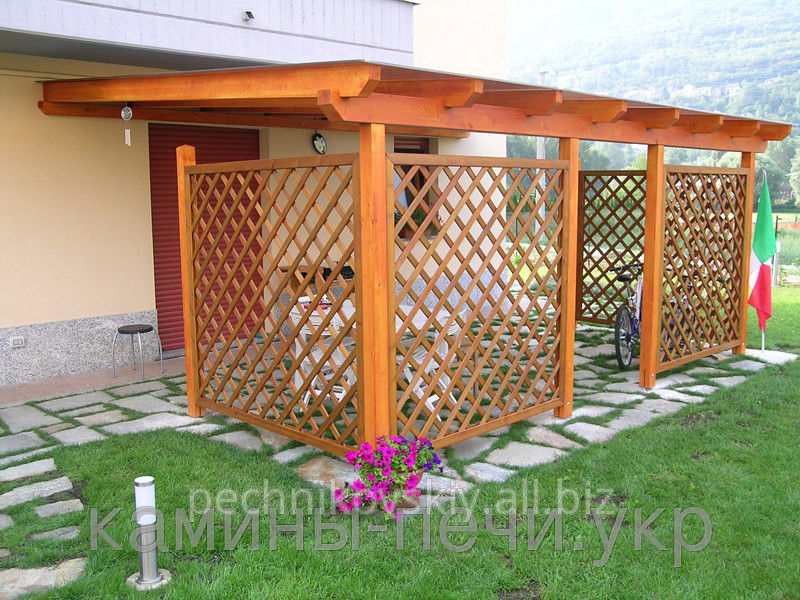 Order Production of canopies