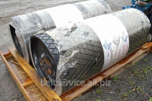 Футеровка барабанов - горячая вулканизация гуммирование в автоклаве