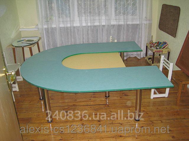 Заказать Изготовление мебели для дошкольных учреждений