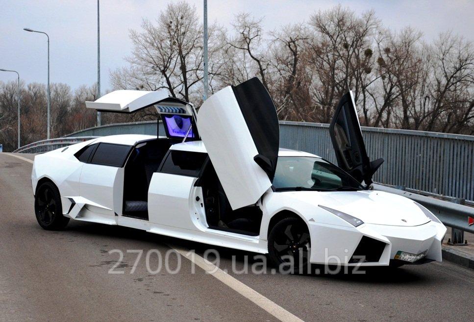Rent Of A Limousine Lamborghini
