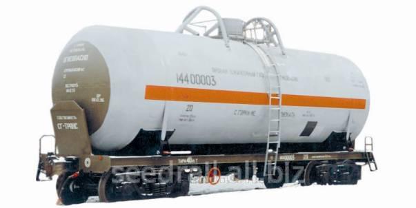Заказать Перевозка продуктов питания и напитков железнодорожным транспортом