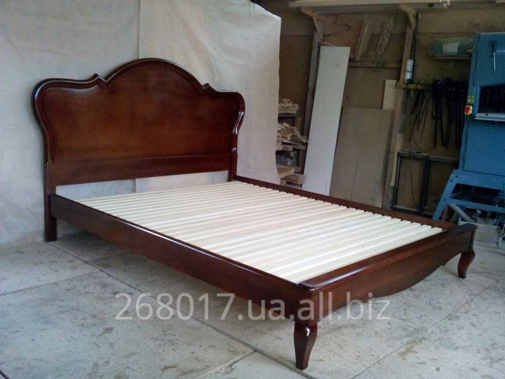 Заказать Изготовление деревянных кроватей