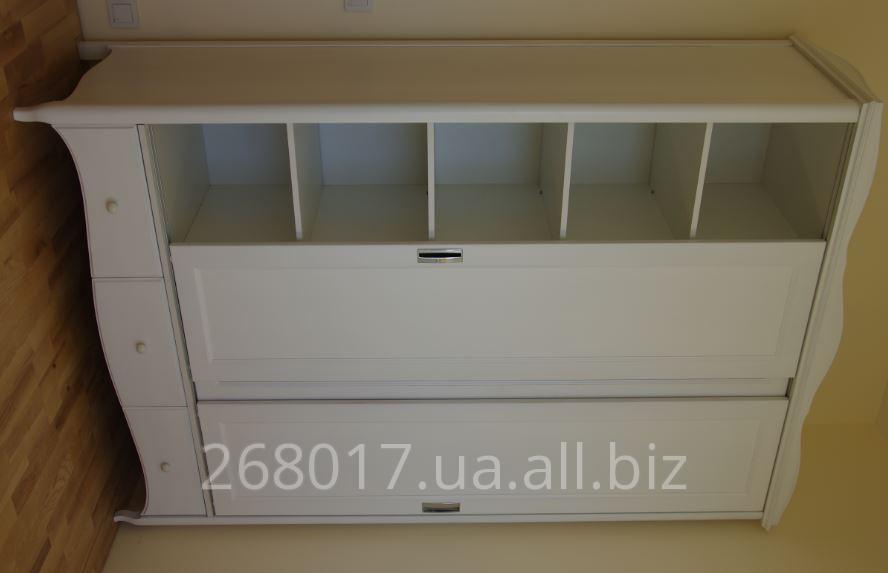 Заказать Изготовление деревянных шкафов