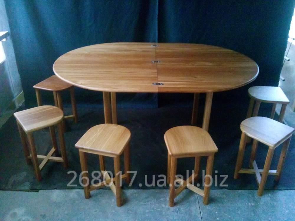 Заказать Изготовление деревянных столов