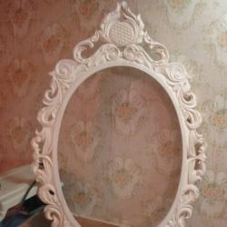Заказать Изготовление деревянных зеркал