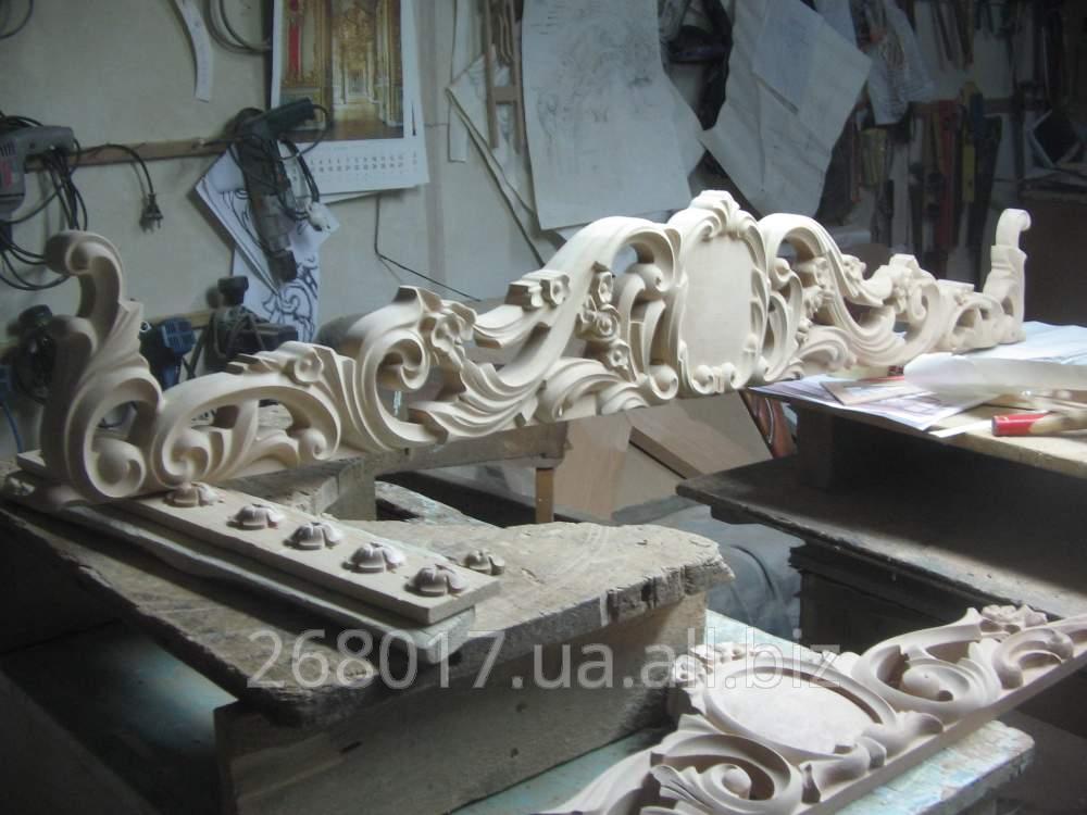 Заказать Изготовление деталей для мебели или декора интерьера