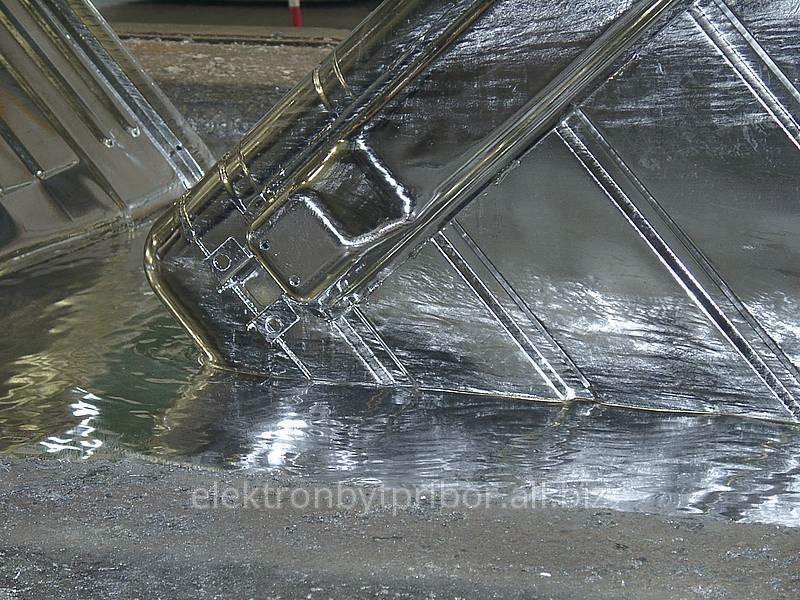 Заказать Гальваническое покрытие металлов цинком