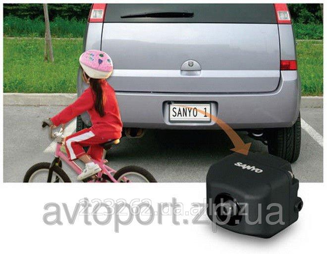 Заказать Установка камеры заднего вида на авто