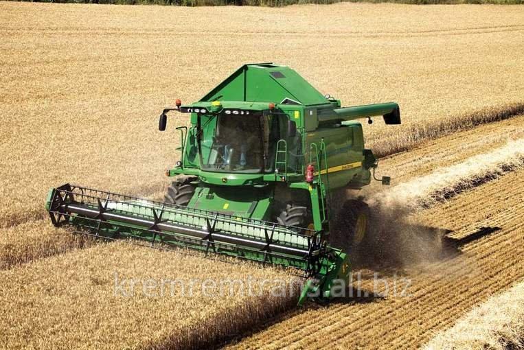Заказать Ремонт сельскохозяйственной техники
